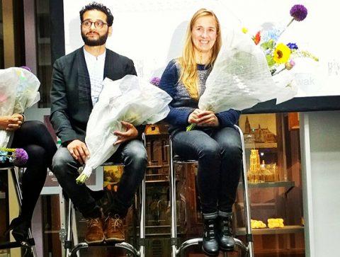 Katarzyna Nowak wint eerste prijs Archiprix 2016