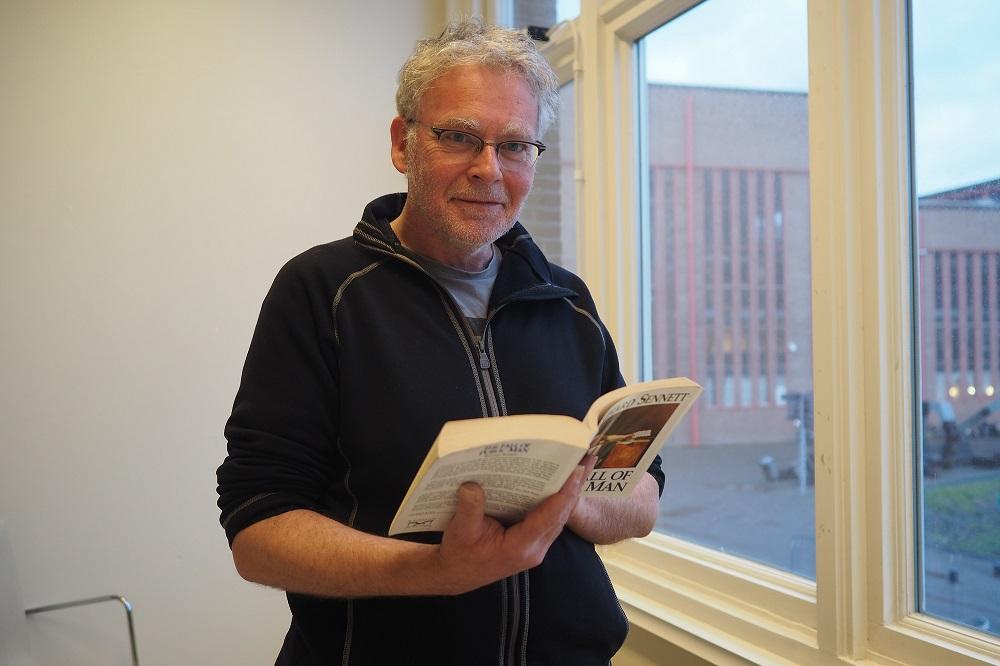 Interview – Praten over Richard Sennett met Chris van Langen