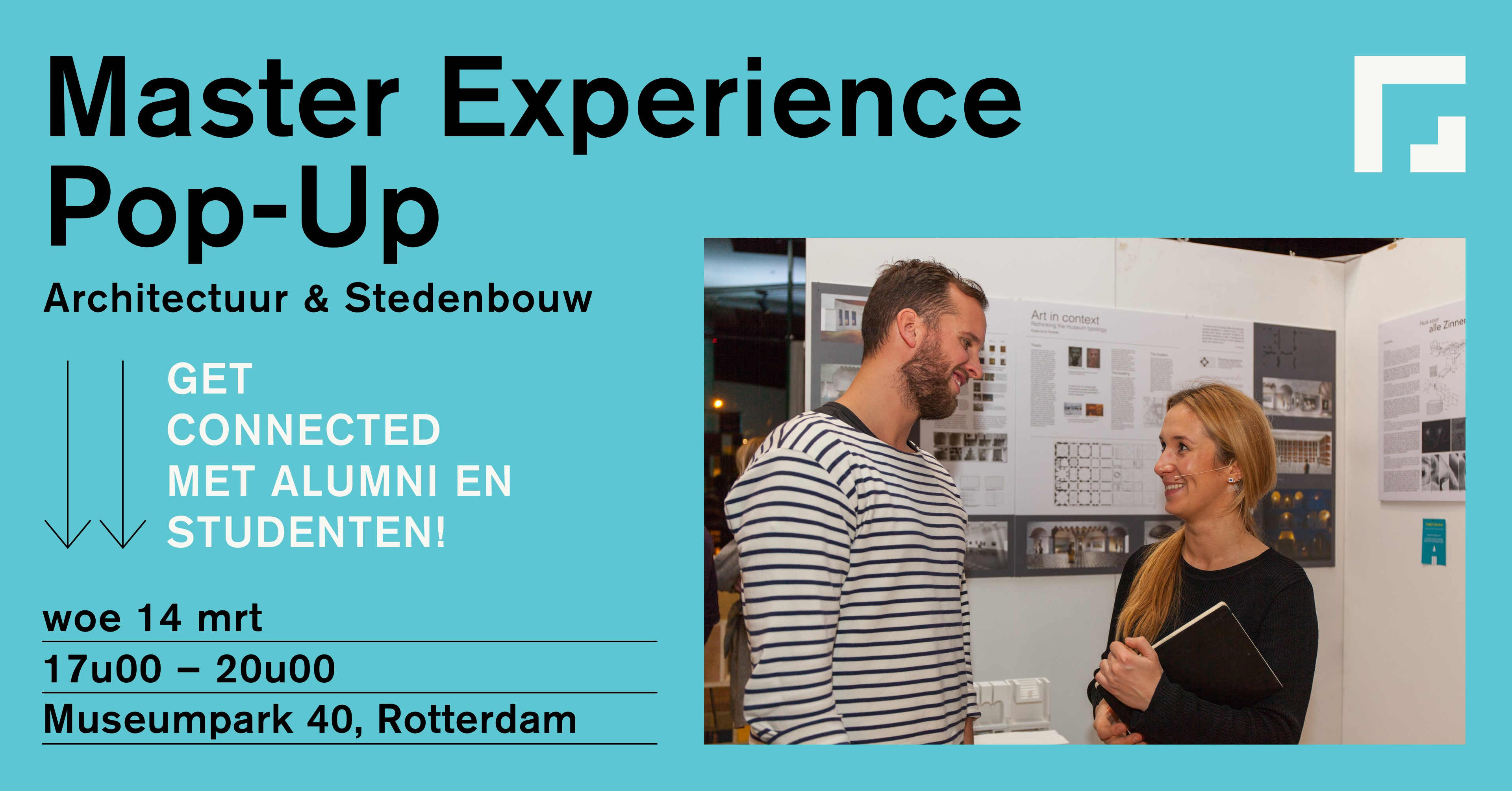 Master Experience Pop-Up
