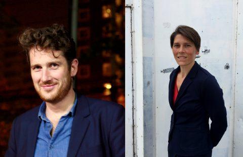 Thijs van Spaandonk en Renske van der Stoep nieuwe gezichten Academie