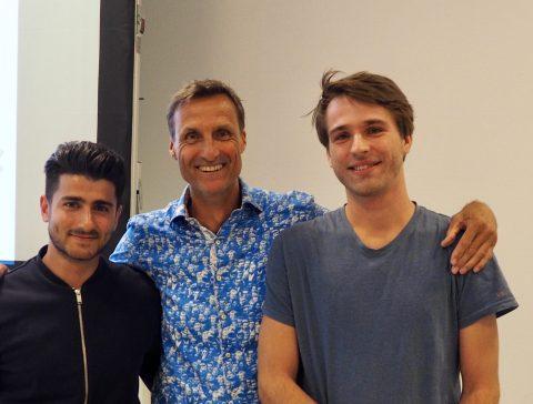Iktinosprijs 2018 voor studioproject 'Pleidooi voor groots experimenteren'
