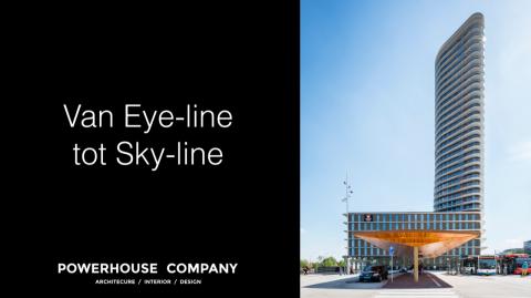 Lunchlezing Stefan Prins 'Van Eye-line tot Sky-line'
