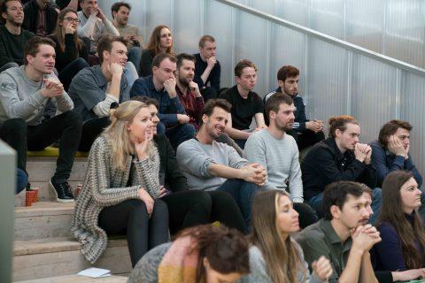 Semesteropening (introductie nieuwe studenten en Studiomarkt)