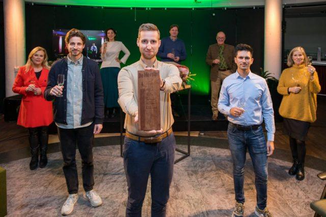Johan van Ling wint De Meester 2020, Jeroen Turenhout de publieksprijs