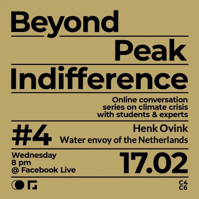 Conversatiereeks Beyond Peak Indifference