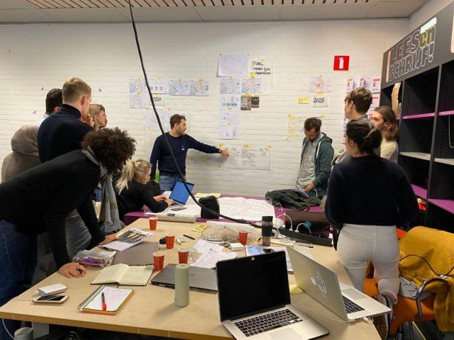 IABR x RAvB X DRIFT: Miniconferentie Ontwerpend Ontwikkelen