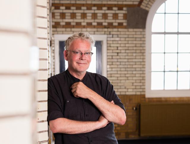 Aankondiging vertrek directeur Chris van Langen
