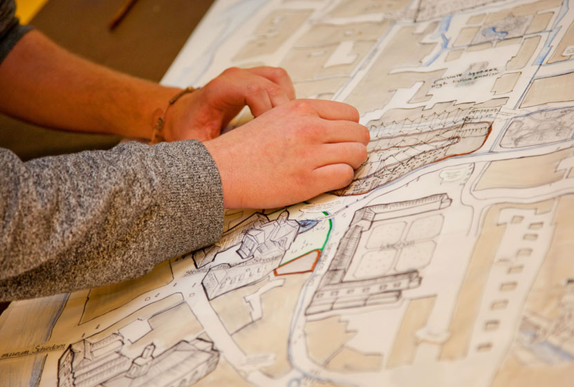 Pre-master Architectuur & Techniek